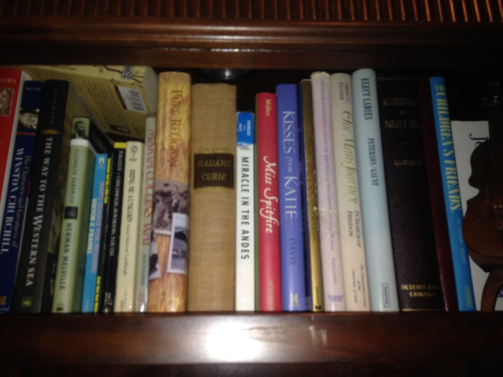 Women's shelf