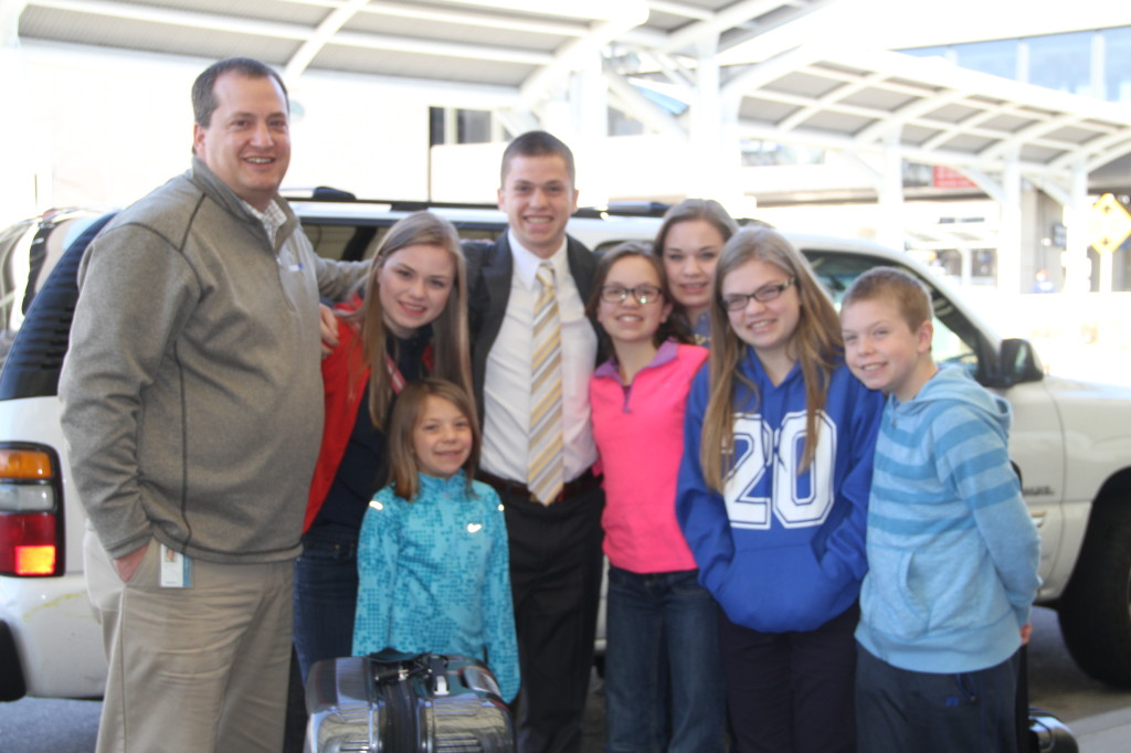 missionary family
