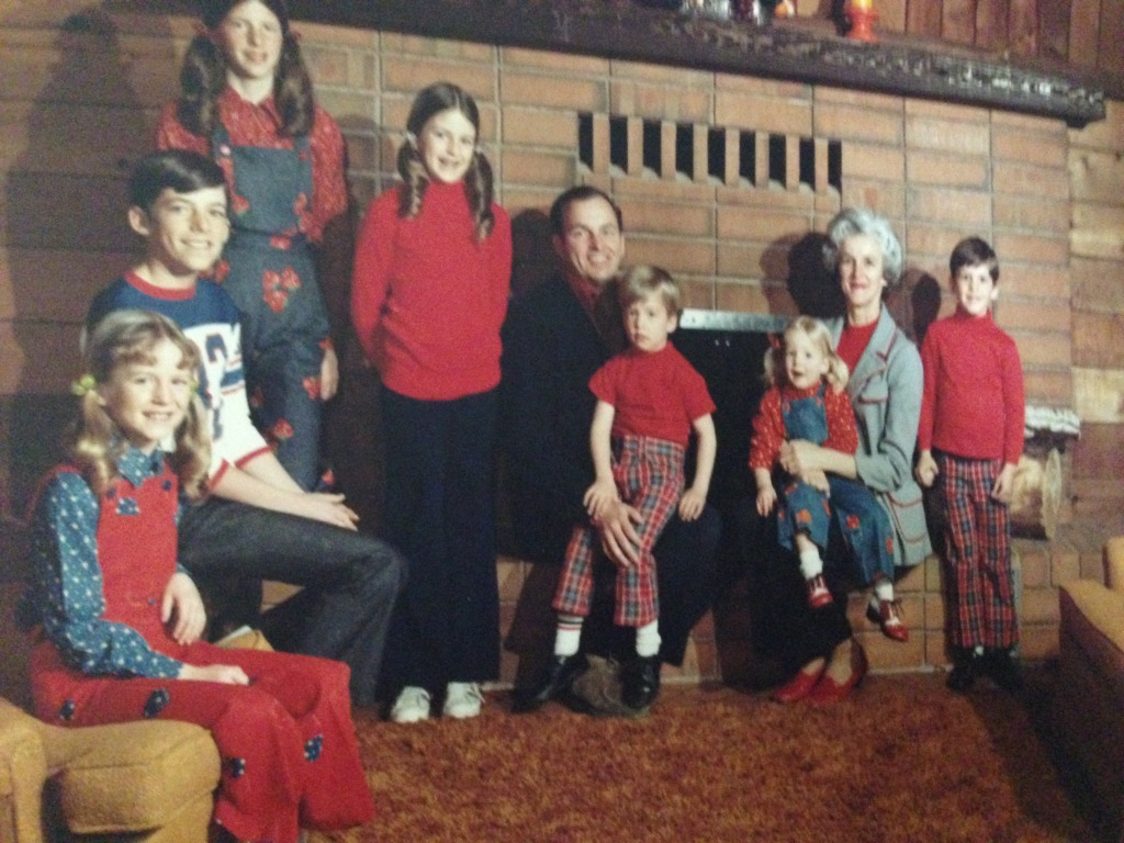 Young Livingston family photo (1970's)