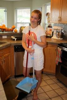 Sweeping Sarah