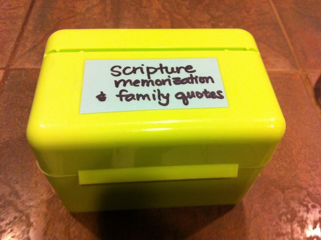 quotes box