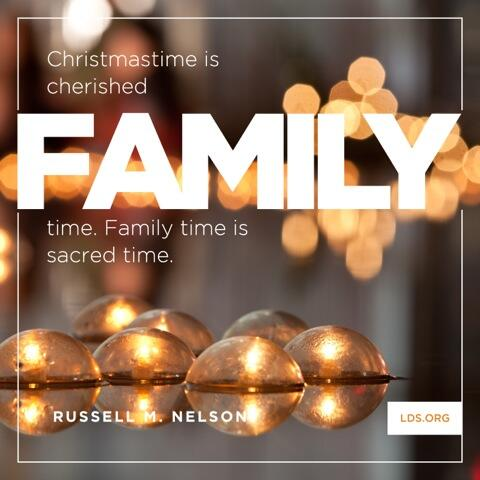 Family time quote