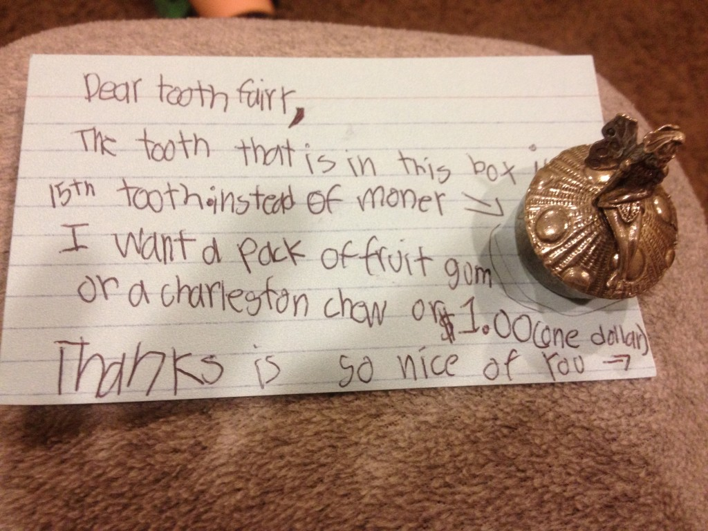 tooth fairy 1