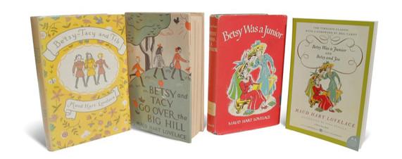 betsy-tacy books