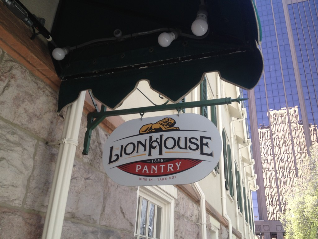Lion House Pantry