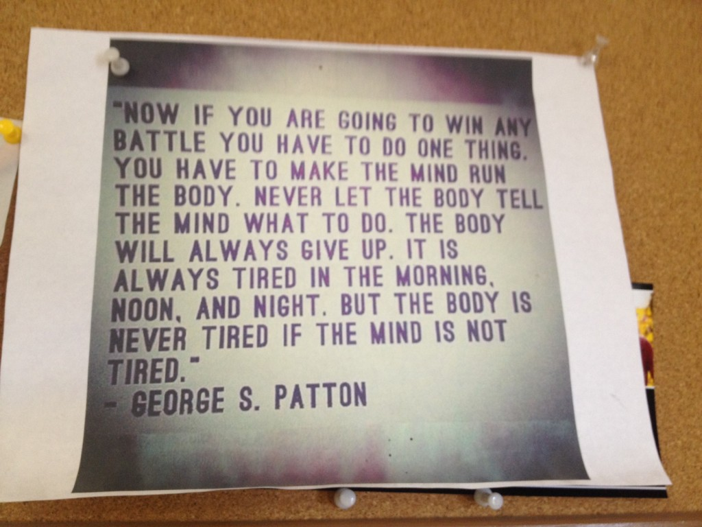 George S. Patton quote