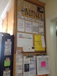 read my mind board
