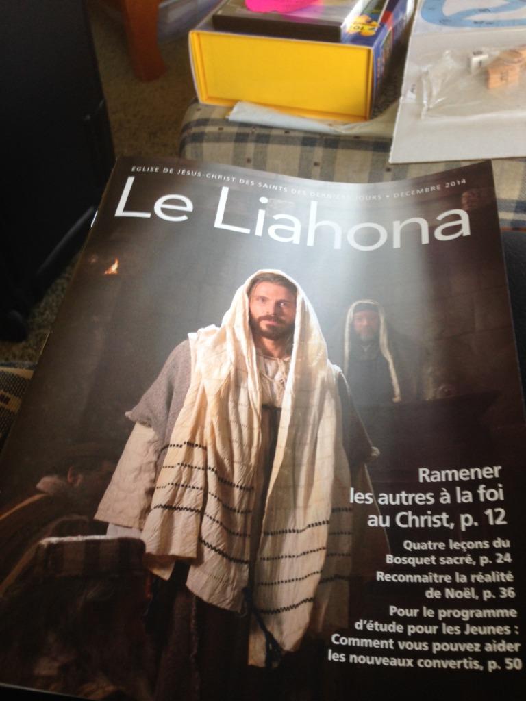 Le Liahona