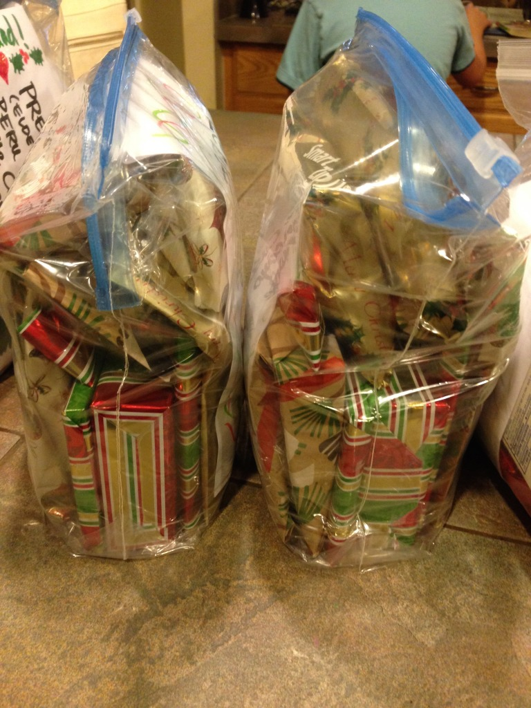 Christmas care packages