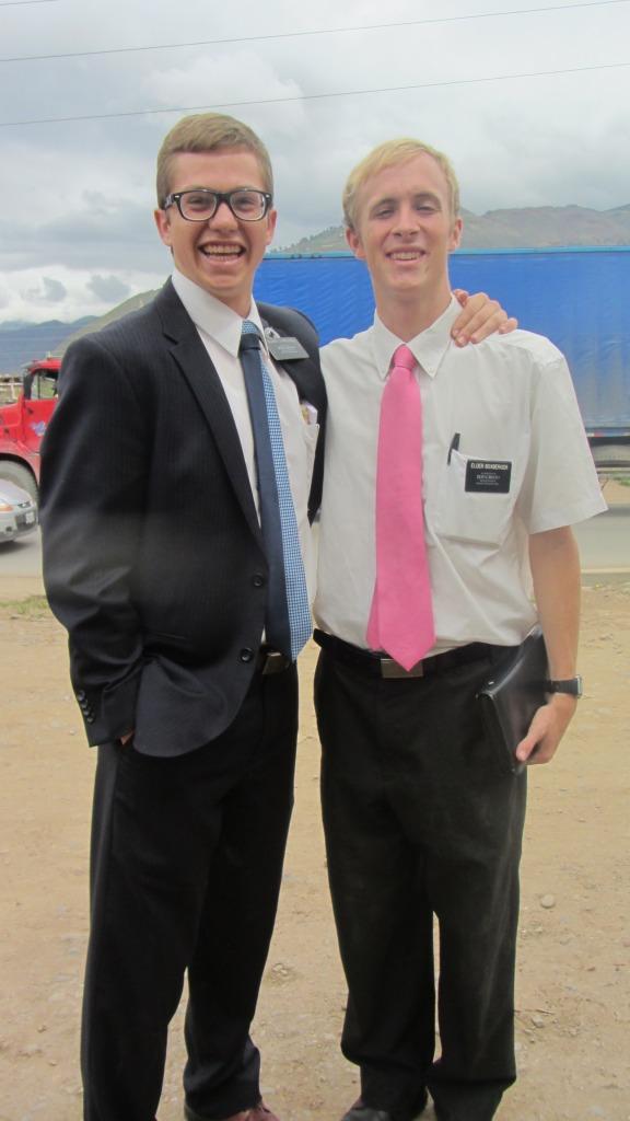 Elders Livi and Boxberger