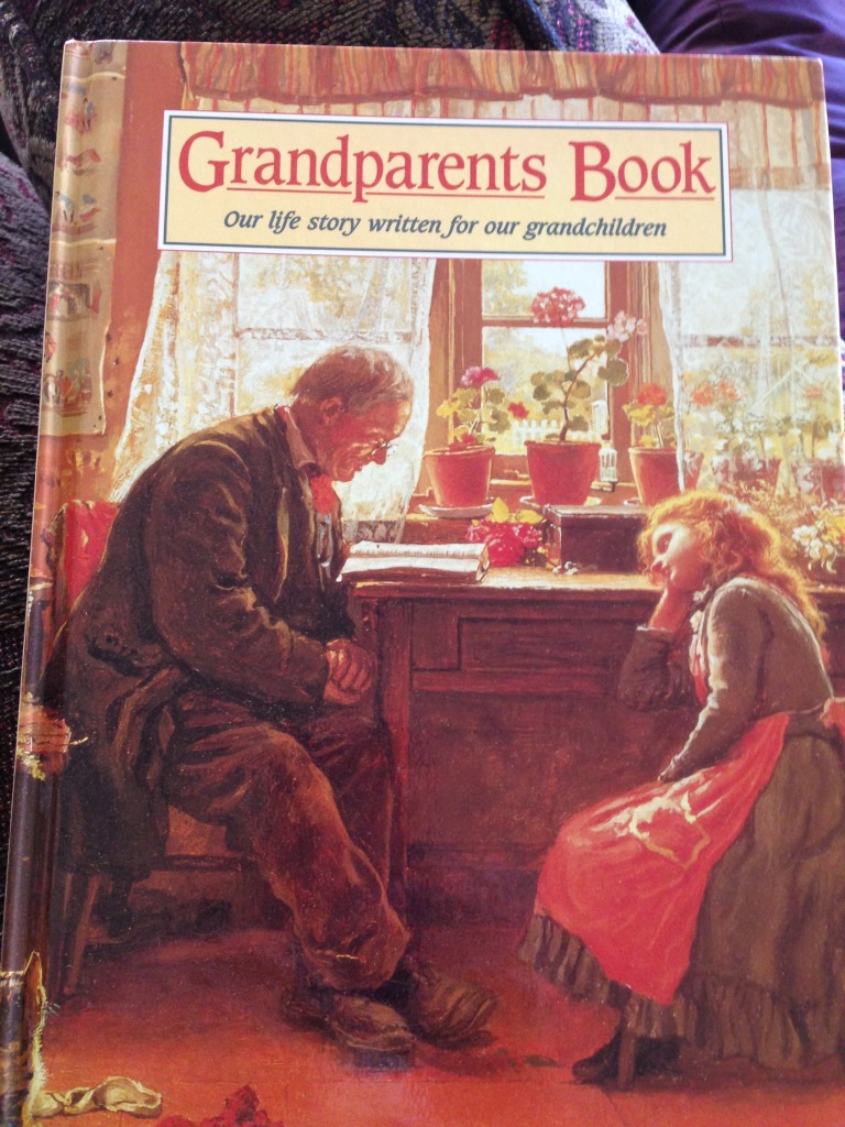 Grandparent's book