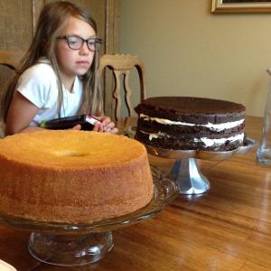 birthday cakes chocolate lemon cardamom