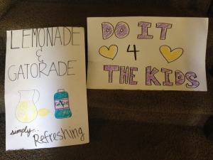 lemonade stand signs
