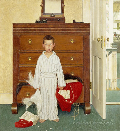 The Discovery Norman Rockwell