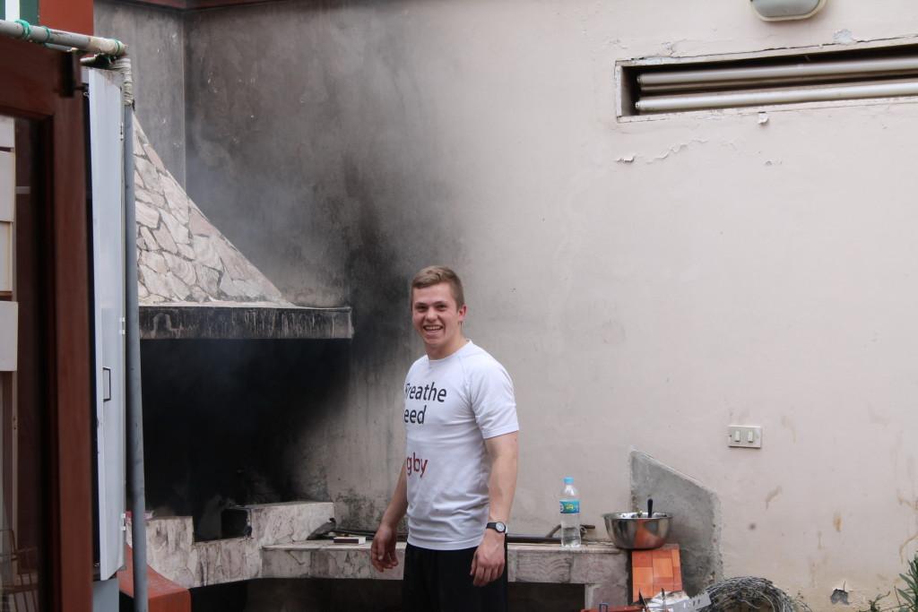 Elder Livi BBQ grill