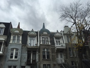 Montreal apartments