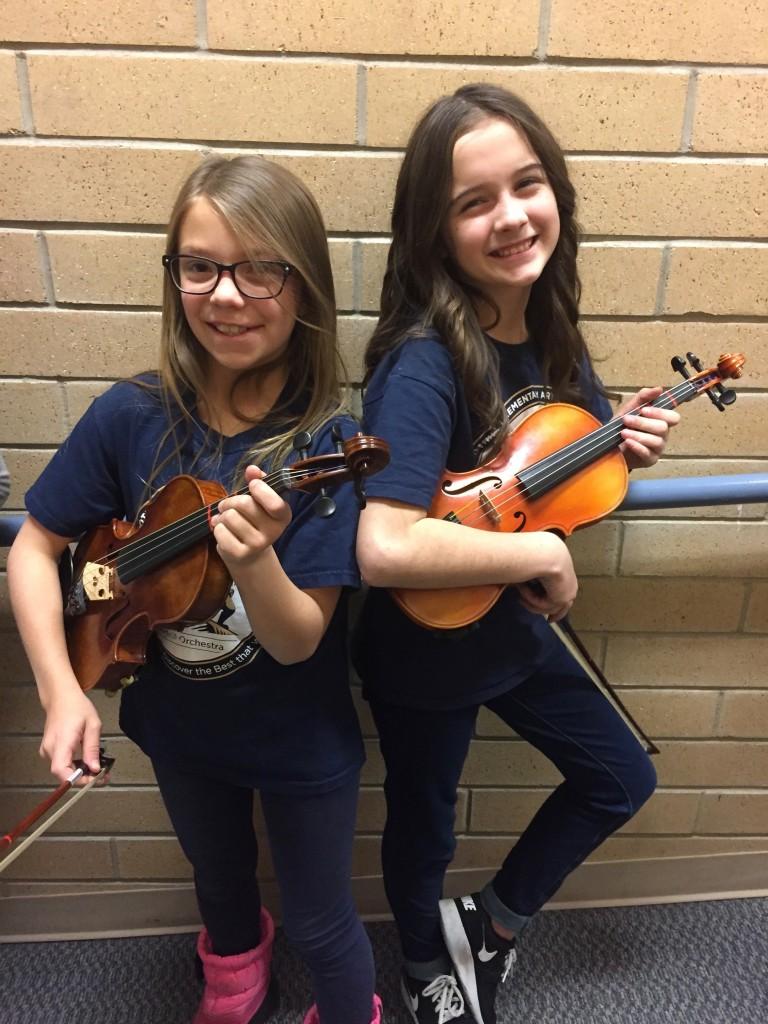 Anna orchestra concert 2015