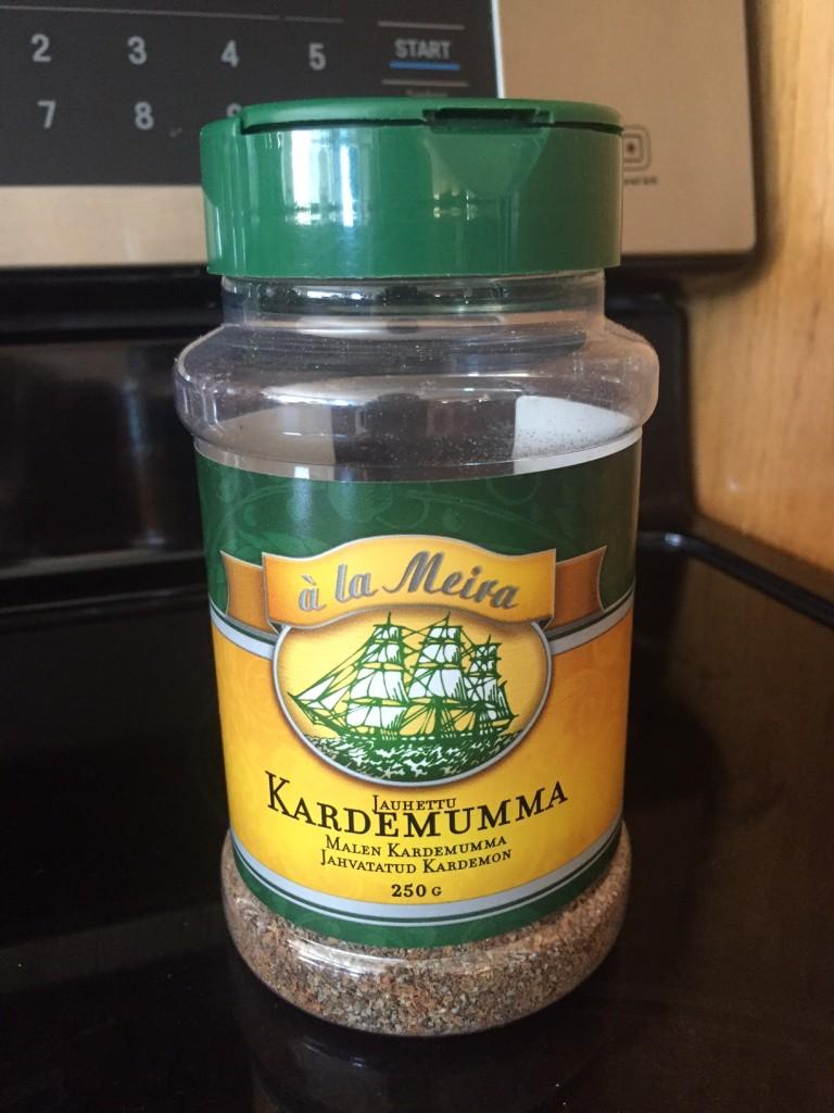 Finnish cardamom