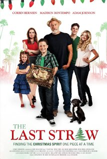 The Last Straw movie tells the story of a family who wants to have more of Christ in their Christmas.