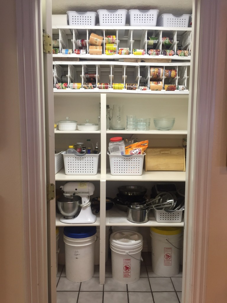 pantry can storage