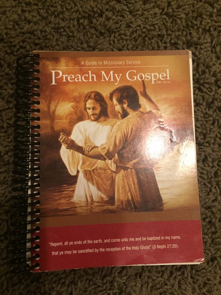 PMG Preach My Gospel mini book