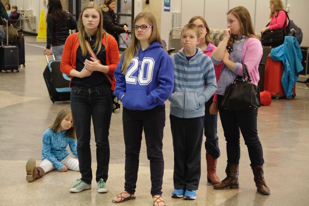 sad missionary family