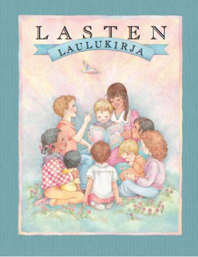 Finnish Children's Songbook cover
