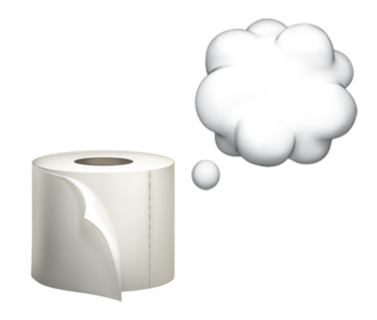 Toilet Paper and Pondering